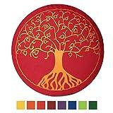 maylow - Yoga mit Herz Stickerei