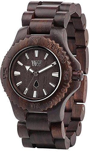WEWOOD Quarzuhr Date Chocolate WW01004
