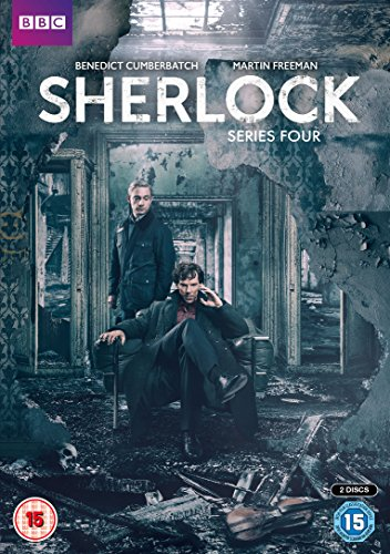 Sherlock - Series 4 [2 DVDs] [UK Import]