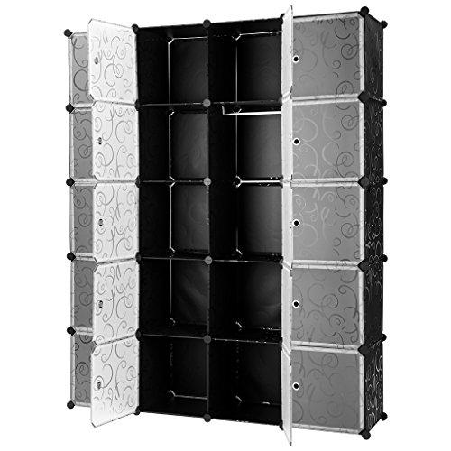 regal mit t ren bestseller shop f r m bel und einrichtungen. Black Bedroom Furniture Sets. Home Design Ideas
