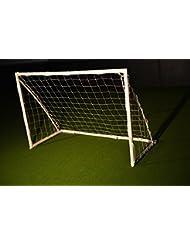 Fußballtor mit Klicksystem - 1 JAHR GARANTIE - 1,8 x 1,2m - Kindertor