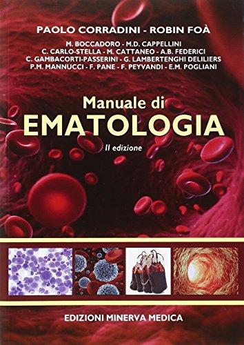 Manuale di ematologia