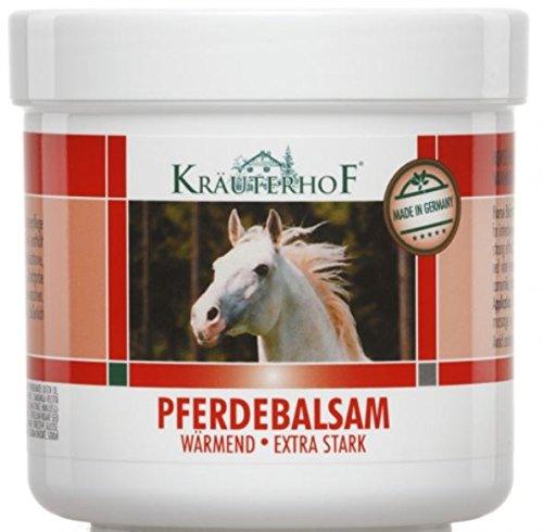 Kräuterhof 2180 Pferdebalsam Extra Stark, 250 ml,