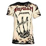 Religion T-Shirt Pour Hommes Holy T-Shirt - Beige, M