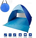 NICEAO Popup Tent Beach Shelter Portable Camping...