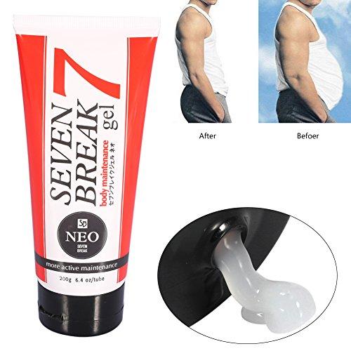 Anti-Cellulite Gel, Abnehmen Creme Fettabsaugung Körper Serum für den Gewichtsverlust für Po, Beine, Arme, Bauch -