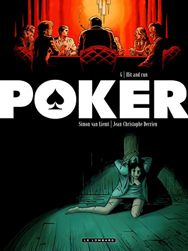Poker - tome 4 - Hit and run