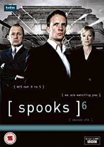 Spooks - BBC Series 6 (New Packaging) [DVD]