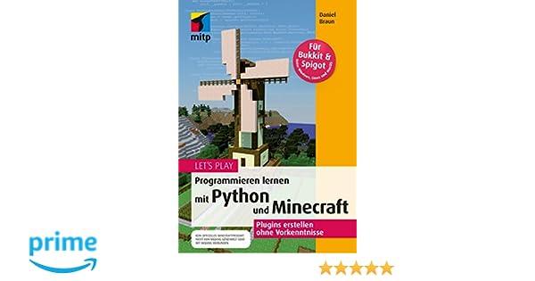 Let S Play Programmieren Lernen Mit Python Und Minecraft Plugins - Minecraft server erstellen ohne geld