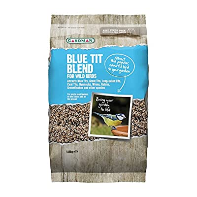 Gardman A06630 Blue Tit Blend, Multi-Colour, 1.8 kg