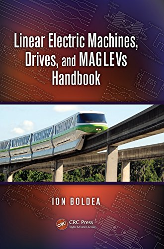 Linear Electric Machines, Drives, and MAGLEVs Handbook (Solenoid Plunger)
