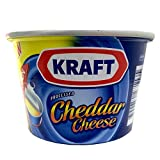 Best Cottage Cheeses - Kraft Processed Cheddar Cheese Tin, 200g Review