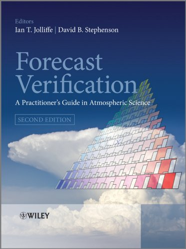 Forecast Verification: A Practitioner's Guide in Atmospheric Science (English Edition)