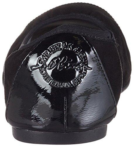 s.Oliver 22118, Ballerines Femme Noir (BLACK COMB 98)