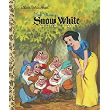 Snow White and the Seven Dwarfs (Disney Princess) (Little Golden Books (Random House))