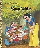 Snow White and the Seven Dwarfs (Disney Classic) (Little Golden Books)