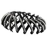 Zoylink Haarknotenhalter Haarstyling Zubehör Kreativer DIY Haarknotengriff
