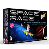 Educational Board Game Space Race Board ...