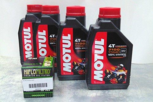 4-lt-litri-olio-moto-4t-motul-7100-10w40-filtro-olio-100-sintetico-new-ester