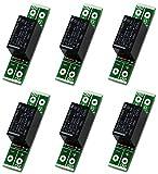 electronics-salon-spst-no, 3VDC 5A/250V Power Relay Modul DC3V.