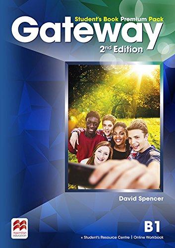 Gateway. B1. Student's book-Workbook-Webcode. Con espansionbe online. Per le Scuole superiori (Gateway 2nd Edition) por David Spencer