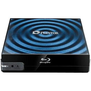 Plextor PX-B120U Lecteur Blu-Ray externe avec Power DVD 8 +3D USB 2.0