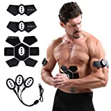 Big seller Ceintures Massage Bande de réglage ABS Abs Stimulateur de Muscle électrique, équipement de Fitness Abdominale/Bras/Jambe