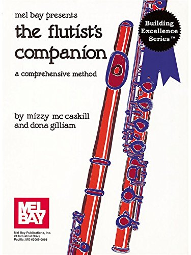 The Flutist's Companion. Partitions pour Flûte Traversière