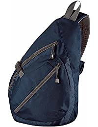 HALFAR - Sacoche bandoulière sac holster - slingpack skate - 1807800 - coloris bleu marine