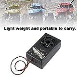 Lodenlli RC Auto Spielzeug Modul Sounds/Licht Simuliertes System für Grader Klettern Auto SUV Fernbedienung LKW Fahrzeug DIY Teil