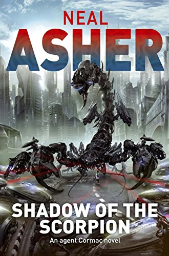 Shadow of the Scorpion por Neal Asher
