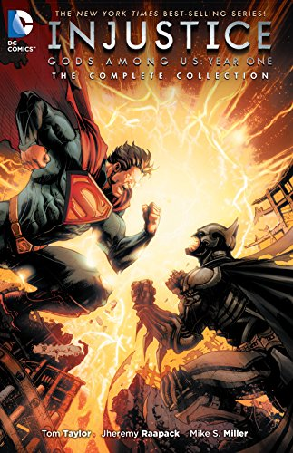 (W) Tom Taylor (A) Bruno Redondo, Mike S. Miller The first year of the acclaimed prequel to the video game Injustice: Gods Among Us is collected! The world is changed forever when Superman is tricked into destroying the thing he loves most. Now, the ...