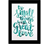 Best Frames With Quotes - Tied Ribbons Inspirational Framed Poster Review