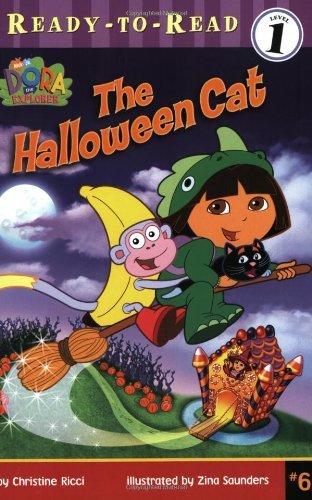 Halloween Cat (Dora the Explorer) by Christine Ricci ()