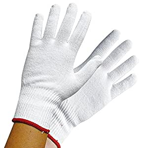 Franz mensch theromo iCE cRYSTAL gants de protection contre le froid L blanc