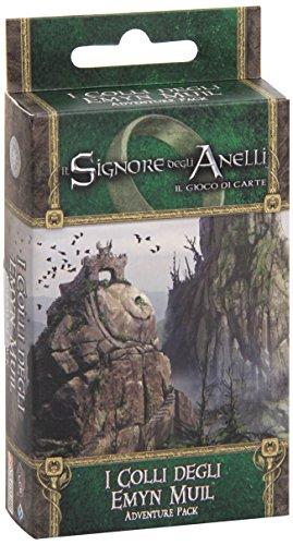 Giochi Uniti SL0100 - Il Signore degli Anelli Lcg I Colli di Emyn Muil
