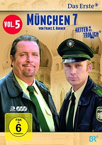 Bild von München 7 - Vol. 5 [3 DVDs]