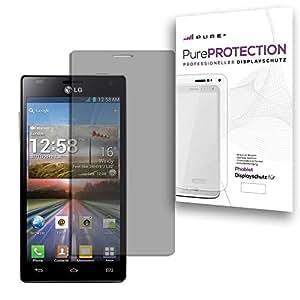 Pure² Protection Displayschutzfolie (6-er Pack) für LG P880 Optimus 4X HD matt