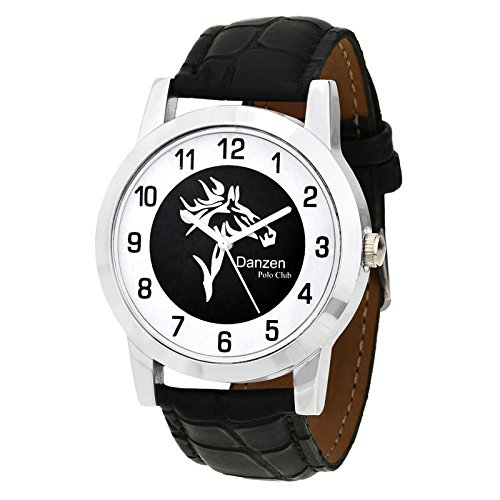 Danzen Polo Club wrist watch for mens DZ-480  available at amazon for Rs.299