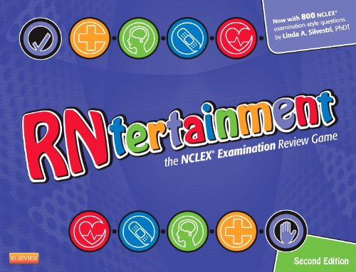 Medical Board Games (RNtertainment: The NCLEX� Examination Review Game)