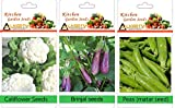 alkarty Califlower,brinjal and peas 20 s...