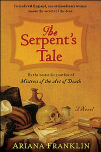 Book cover for The Serpent's Tale