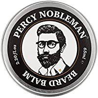 Beard Balm by Percy Nobleman - New all Natural Leave in Conditioner For Men
