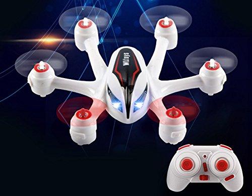 WLtoys Q272 Mini Quadcopter 2.4G 4CH 6-Achsen-Gyro UFO RC-Drohnen mit 3D-Tumble / Headless - 7