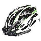 UniEco Fahrradhelm mit Abnehmbare Visier Fahrrad Helm mit 18 Belüftungskanäle Für Herren und Damen