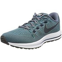 Nike Air Zoom Vomero 12 Zapatillas de Running, Hombre, Varios colores (Dark Atomic Teal/Black/Obsidian/White), 43 EU (8.5 UK)