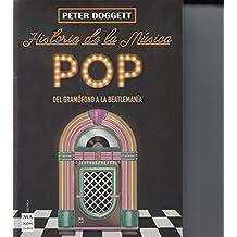 Historia de la Música Pop: del Gramófono a la Beatlemanía