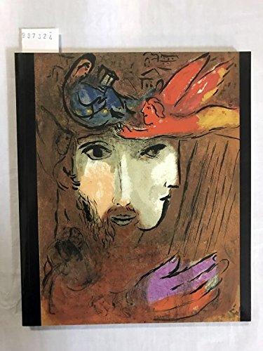 Marc Chagall. Bilder zur Bibel.