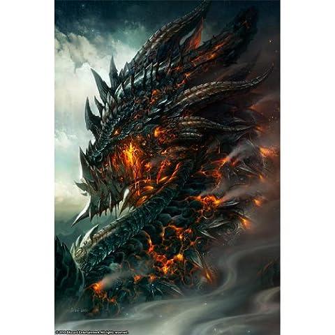 Poster Warcraft - World of WarCraft (24inch x 36inch /