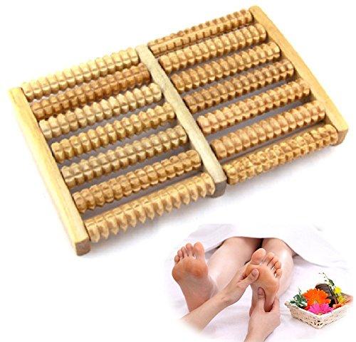 Fußmassageroller für beide Füße,Fußroller,LDream® Reflexzonen Massage